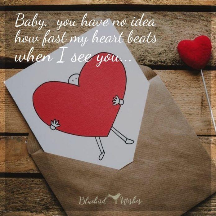 love card for girlfriend