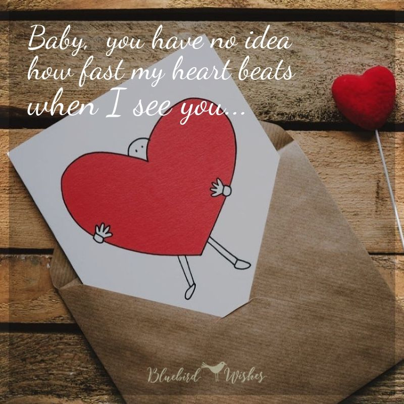 Sweet love quotes for my girlfriend