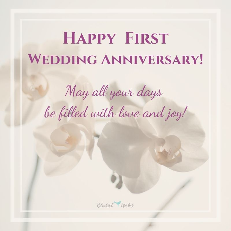 1st wedding anniversary messages for friends 1st wedding anniversary wishes for friends 1st wedding anniversary wishes for friends first wedding anniversary messages for friend