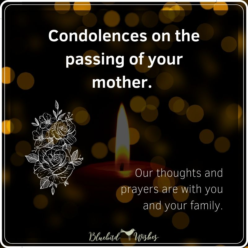 condolence card on mothers death condolence messages on death of mother Condolence messages on death of mother condolence card on mothers death