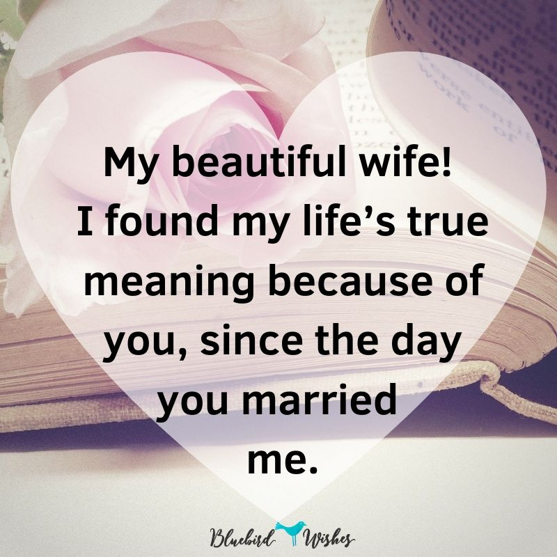 love messages for wife Love messages for wife love card for wife