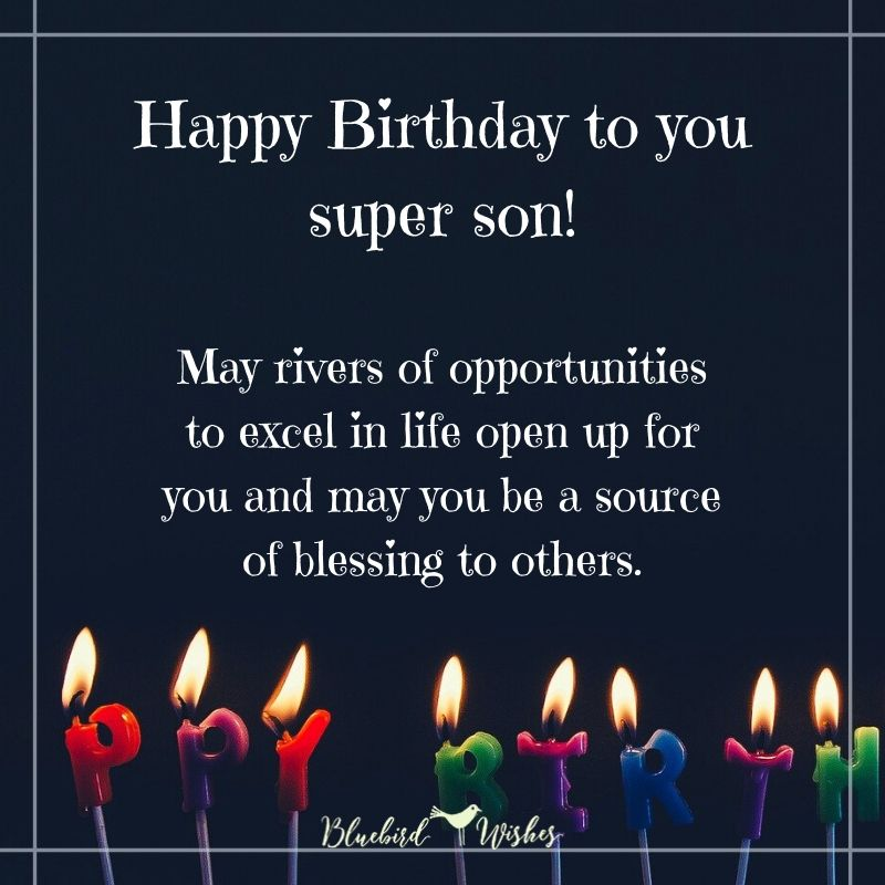 birthday greeting for son birthday wishes for son from dad Birthday wishes for son from dad birthday greeting for son