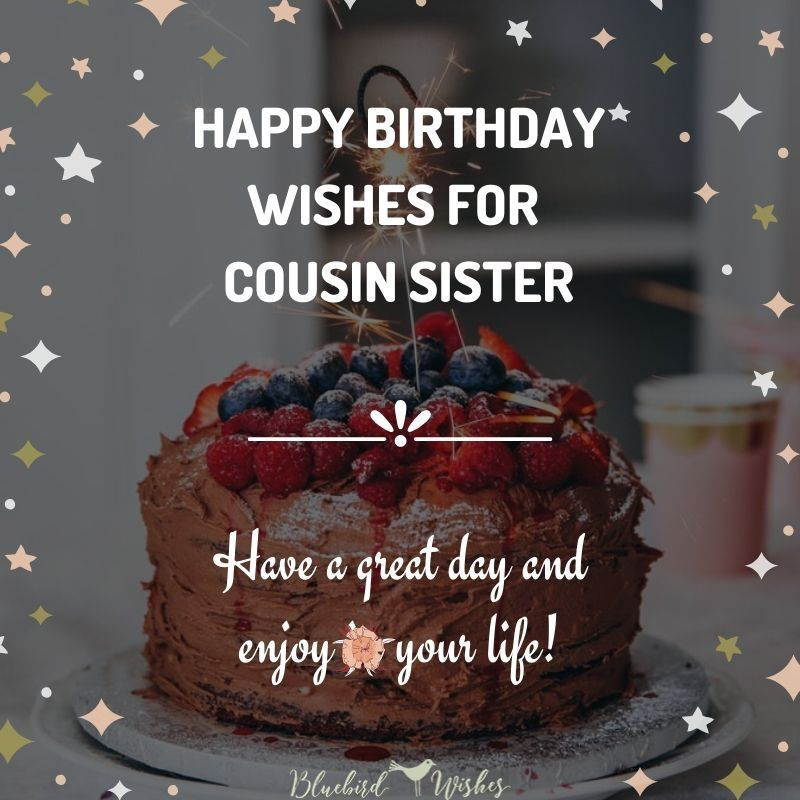 birthday card for cousin sister happy birthday wishes for cousin sister Happy birthday wishes for cousin sister birthday card for cousin sister