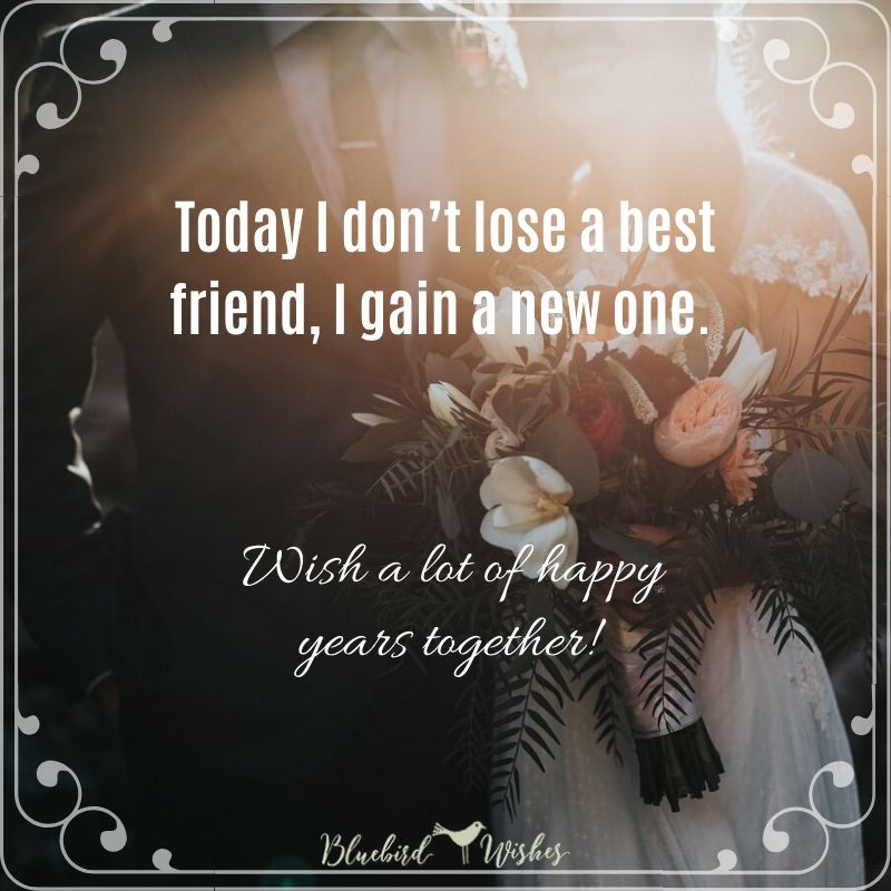 wedding card for best friend wedding wishes for best friend Wedding wishes for best friend wedding card for best friend