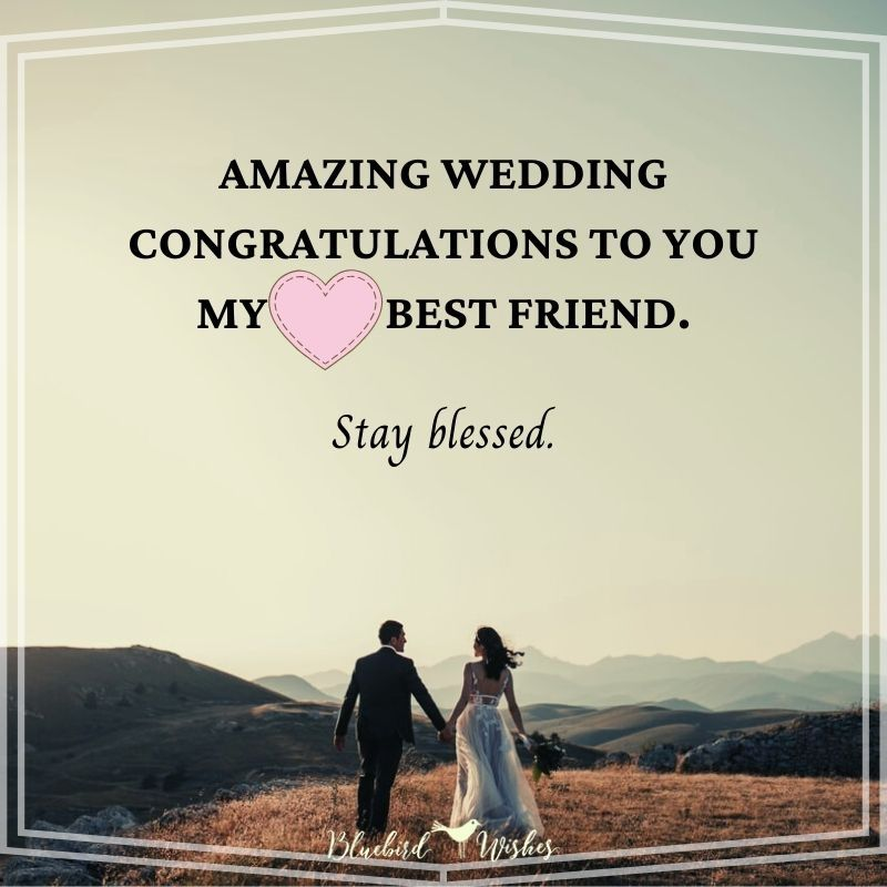wedding greeting for best friend wedding wishes for best friend Wedding wishes for best friend wedding greeting for best friend