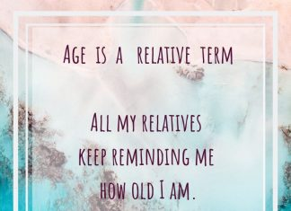 funny messages about getting older