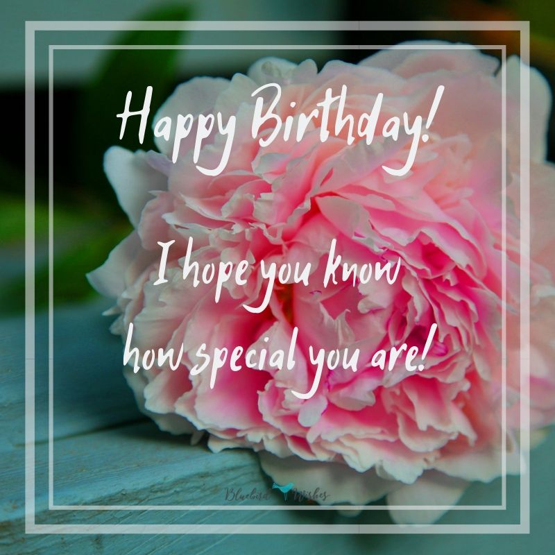 Wishes crush male for birthday Birthday Wishes