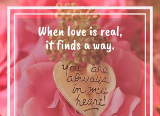 Words about true love