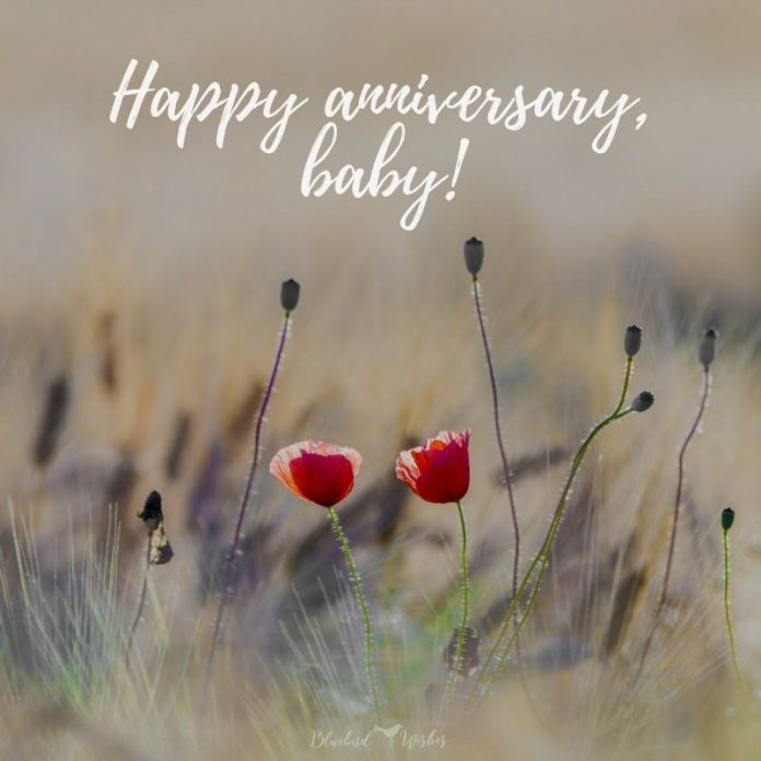 Anniversary messages for girlfriend