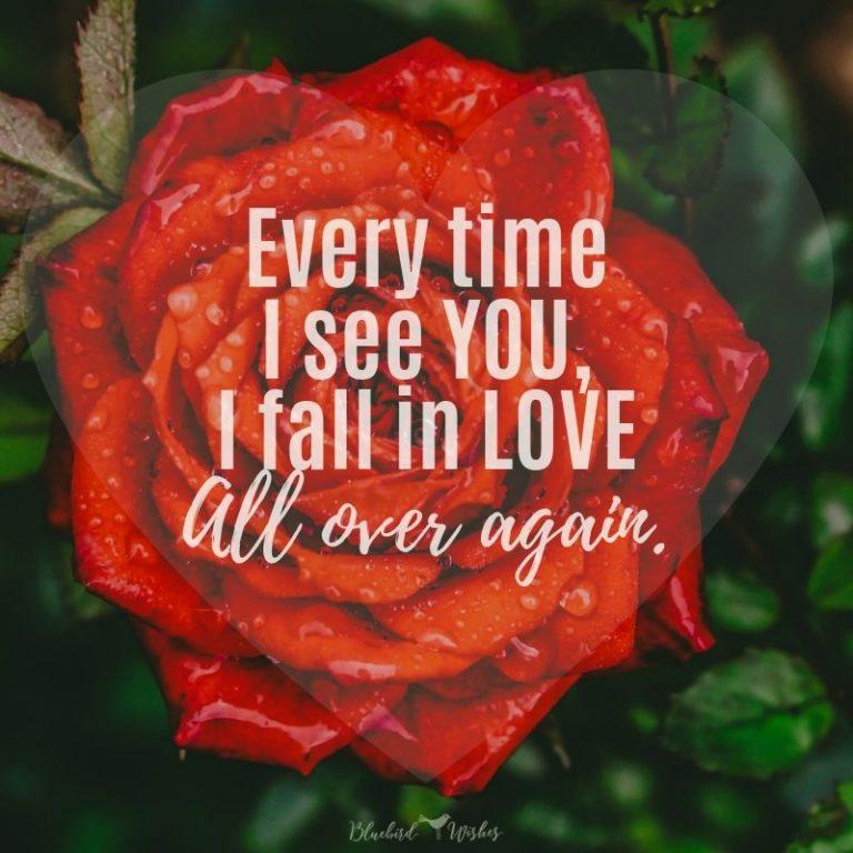 Finding true love sayings