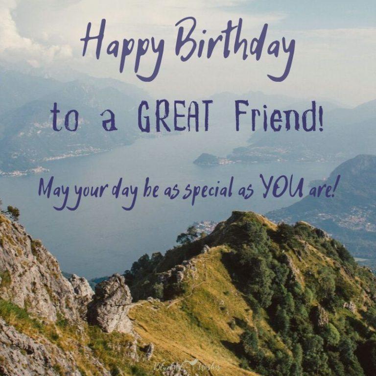 Happy birthday wishes for boy best friend