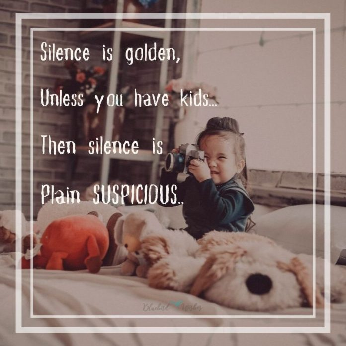 Funny sayings about children