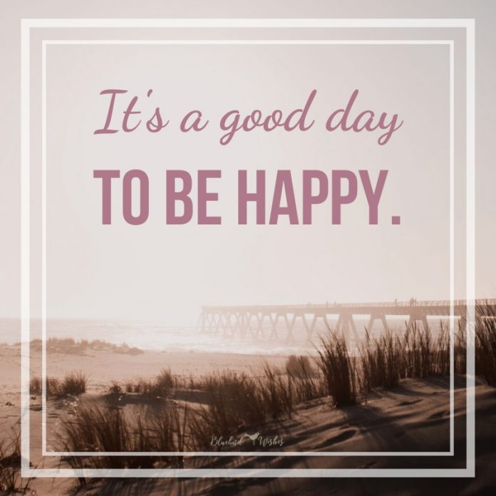 Inspiring sayings about happiness