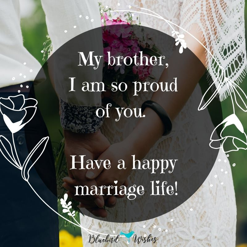 wedding card for brother wedding wishes for brother Wedding wishes for brother Wedding card for brother