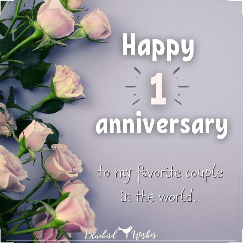 happy 1st wedding anniversary greeting 1st wedding anniversary wishes for friends 1st wedding anniversary wishes for friends happy 1st anniversary greeting