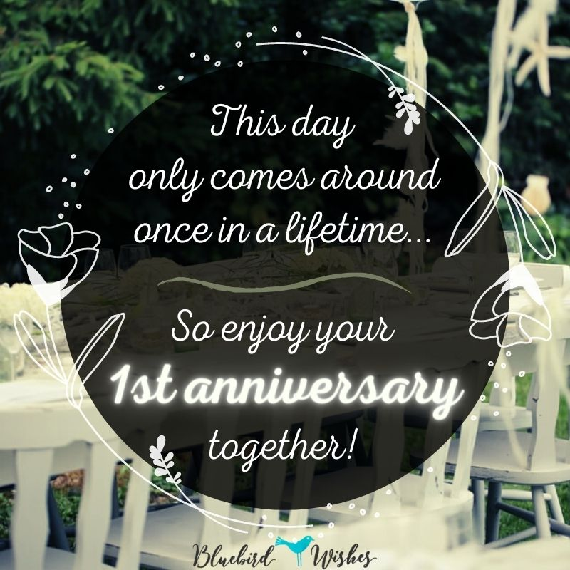 happy 1st wedding anniversary for friends 1st wedding anniversary wishes for friends 1st wedding anniversary wishes for friends happy 1st wedding anniversary