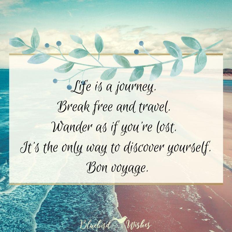 bon voyage messages bon voyage wishes Bon voyage wishes bon voyage messages