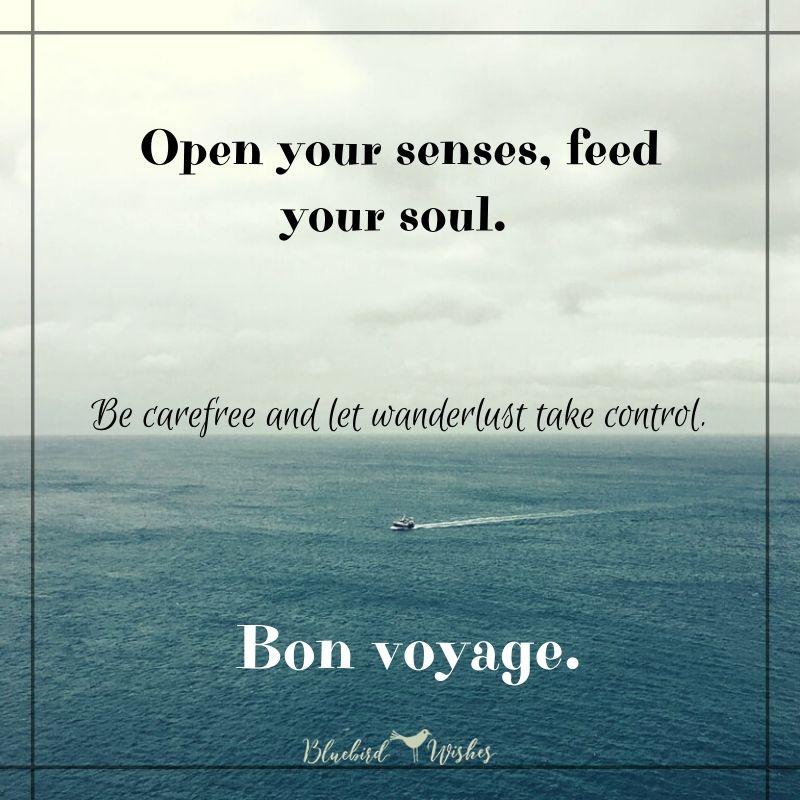 bon voyage words bon voyage wishes Bon voyage wishes bon voyage words