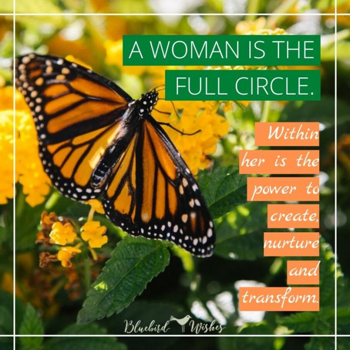 inspiring thoughts about women empowerment