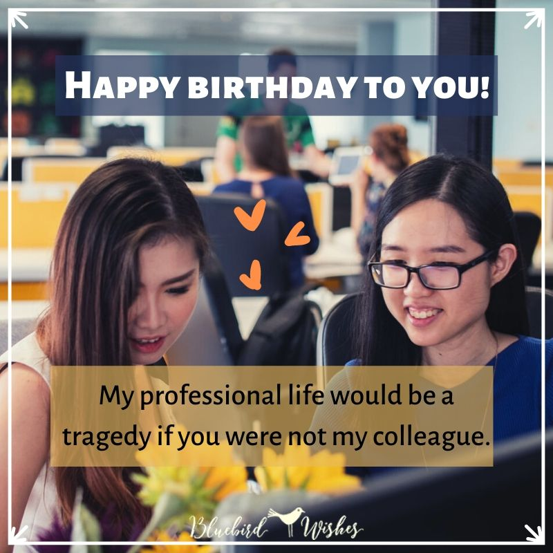 birthday card for colleague birthday wishes for coworker Birthday wishes for coworker birthday card for coworker