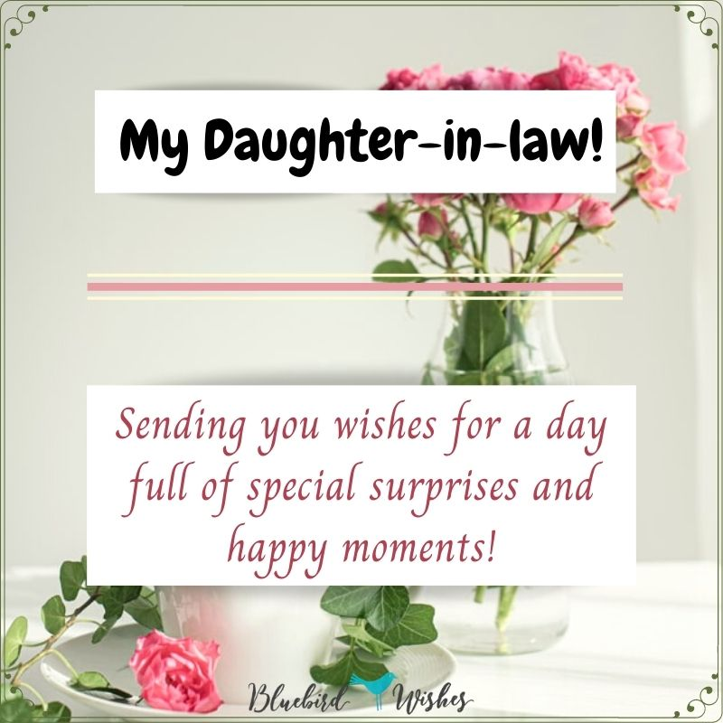 birthday greetings for daughter in law birthday wishes for daughter in law Birthday wishes for daughter in law birthday greetings for daughter in law
