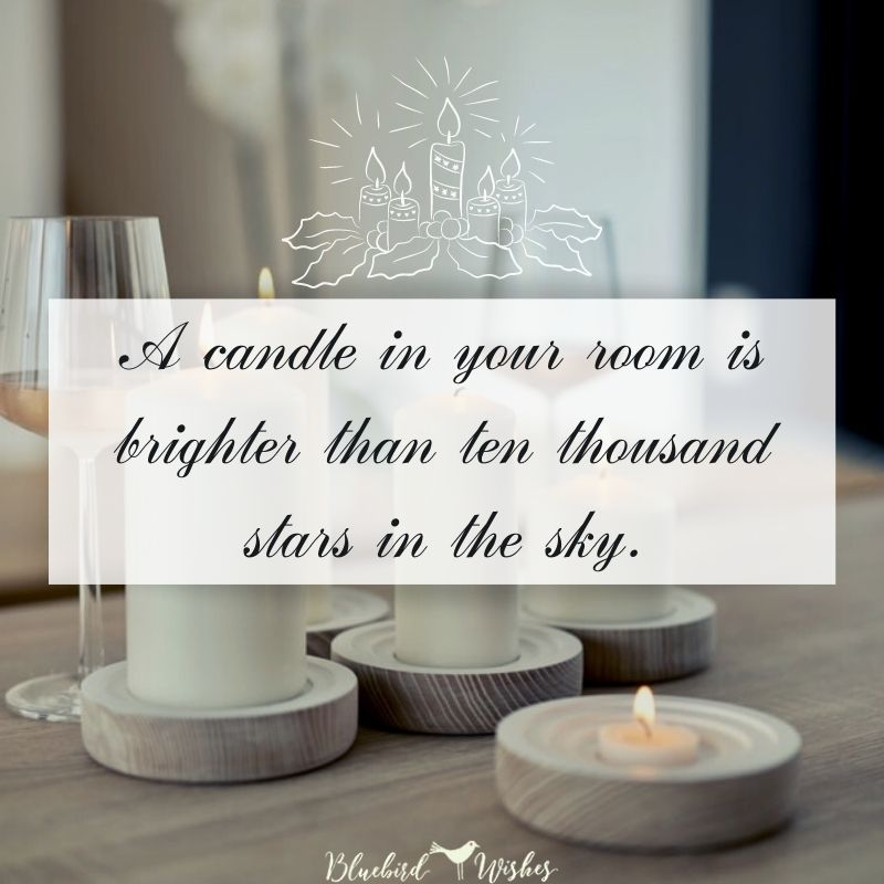 candle light card candle light quotes Candle light quotes candle light card