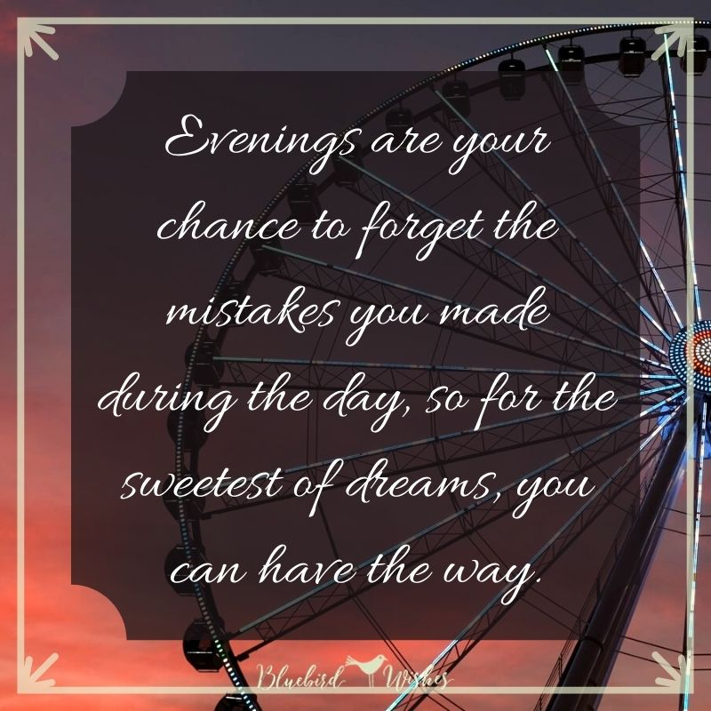 good evening words good evening quotes Good evening quotes good evening words