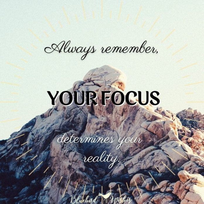 stay focused sayings
