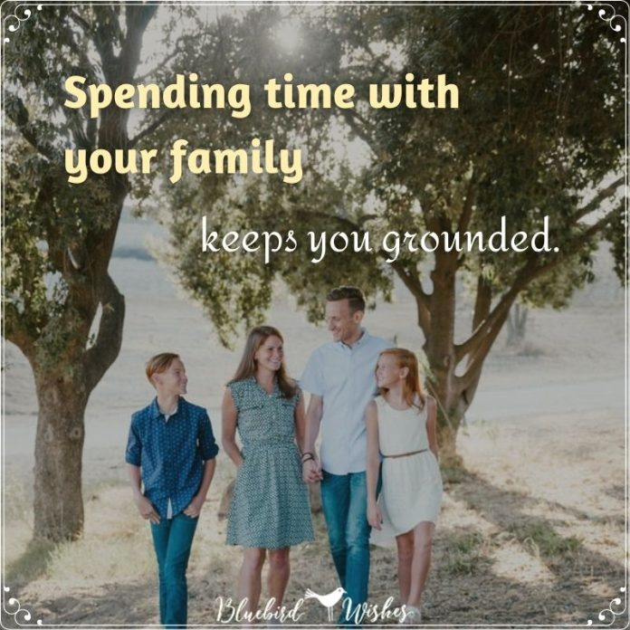 family time words