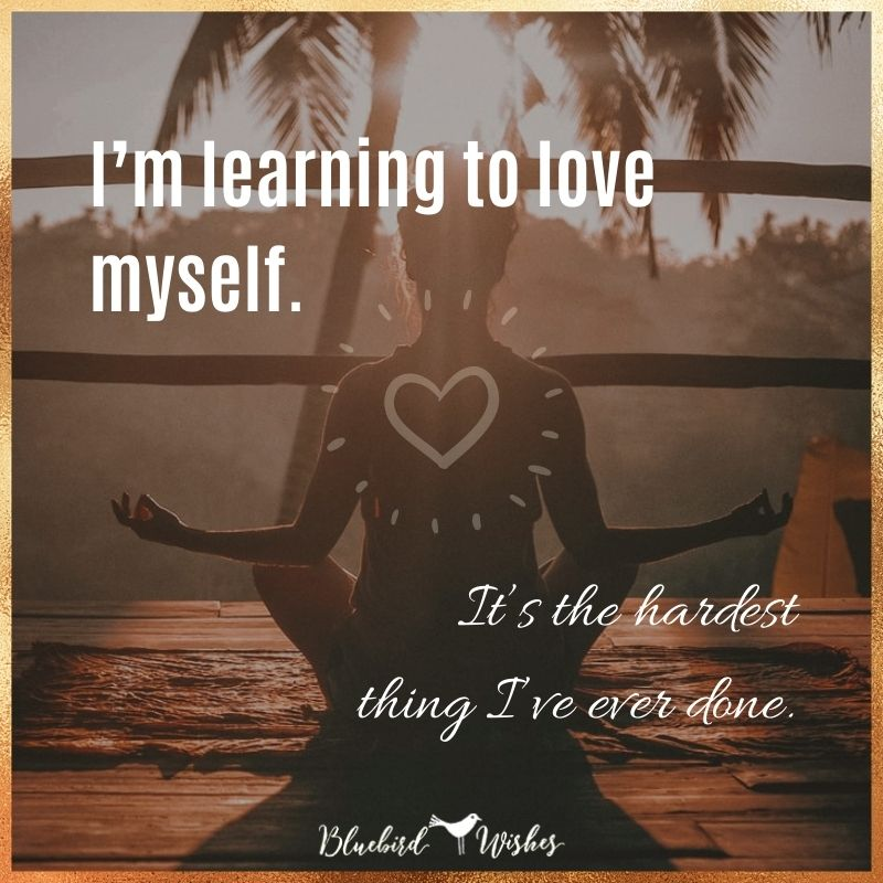 self love quotes learn to love yourself quotes Learn to love yourself quotes self love quotes