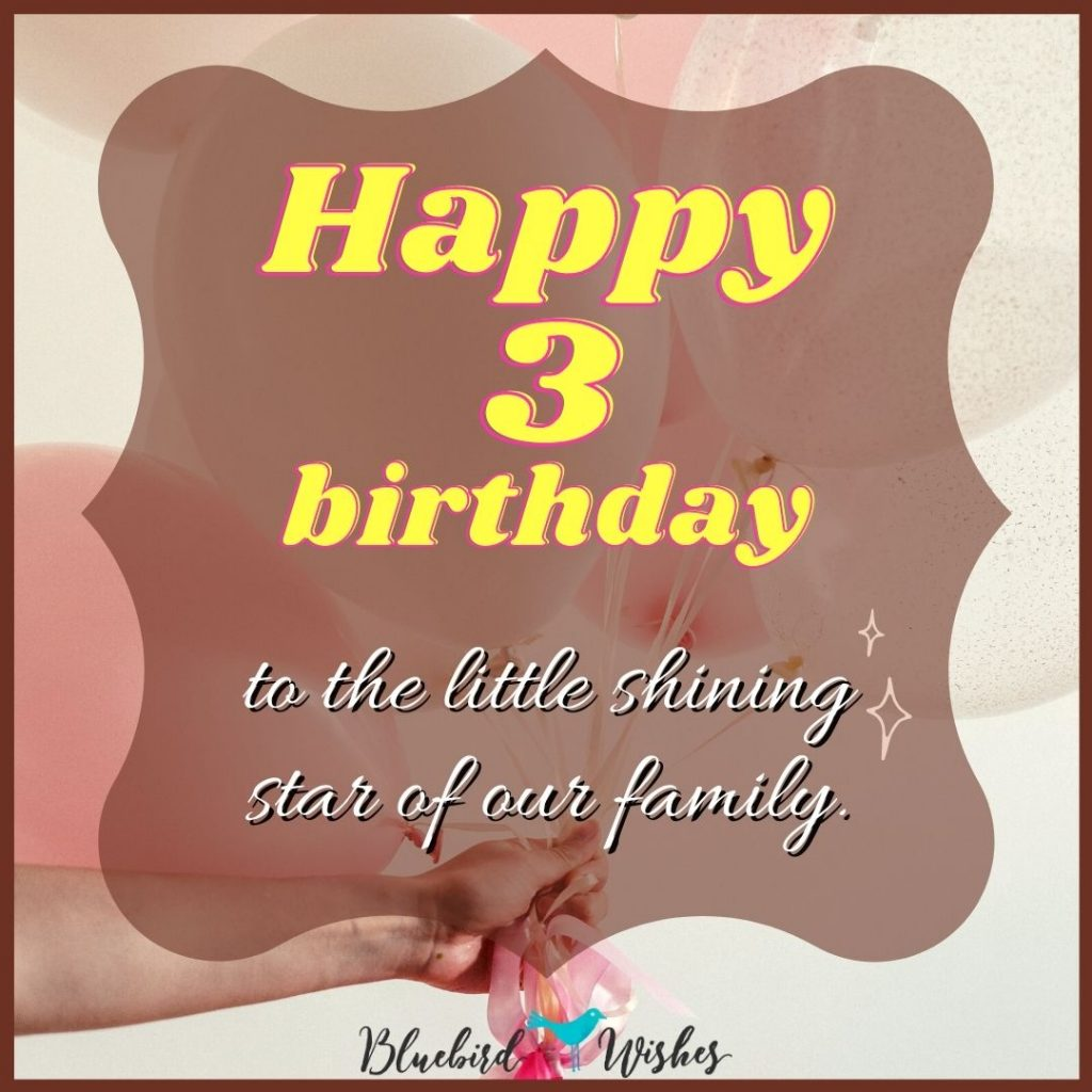 3rd birthday card 3rd birthday wishes 3rd birthday wishes 3rd birthday card 1024x1024