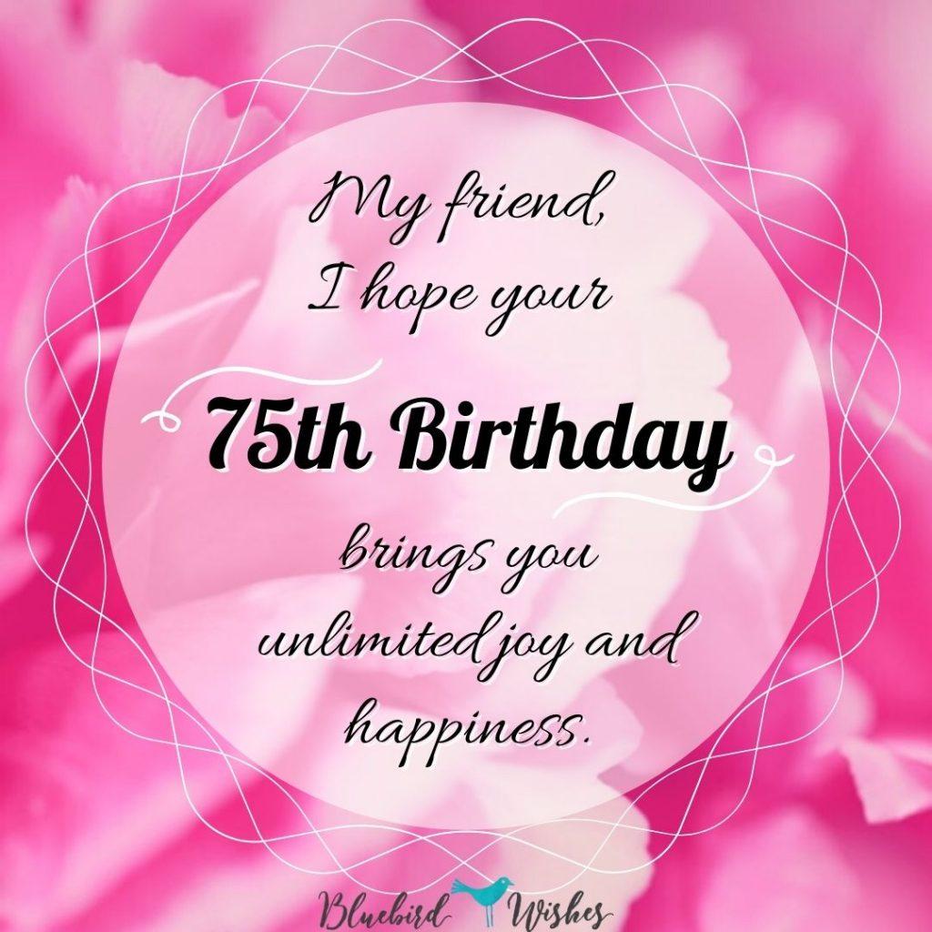 75th birthday greeting 75th birthday wishes 75th birthday wishes 75th birthday greeting 1024x1024