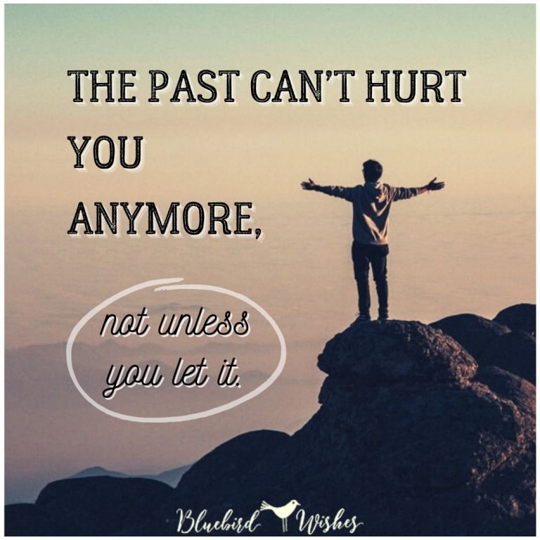 forget the past and move on sayings