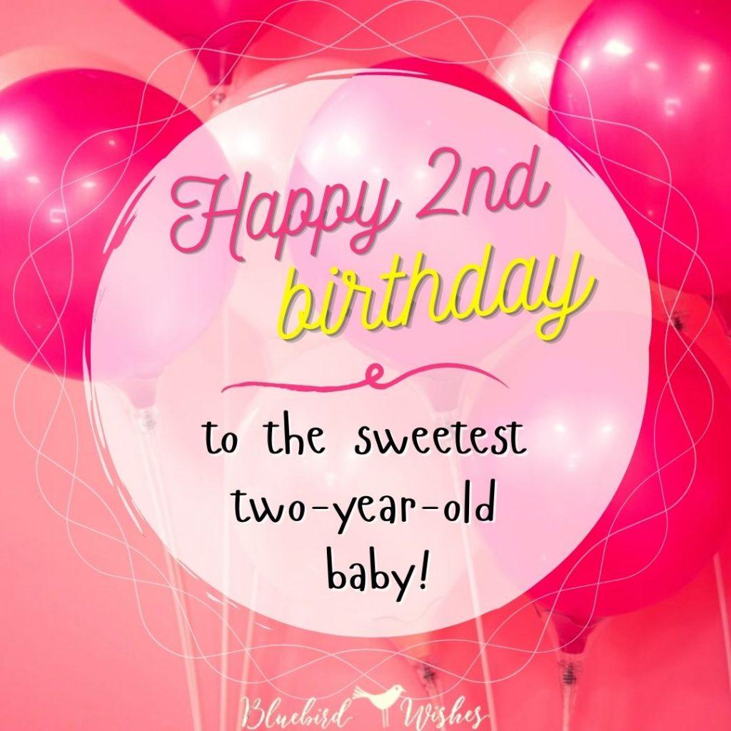 2nd birthday card happy 2nd birthday wishes Happy 2nd birthday wishes happy 2nd birthday card 1024x1024