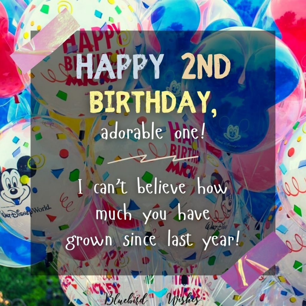 2nd birthday image happy 2nd birthday wishes Happy 2nd birthday wishes happy 2nd birthday image 1024x1024