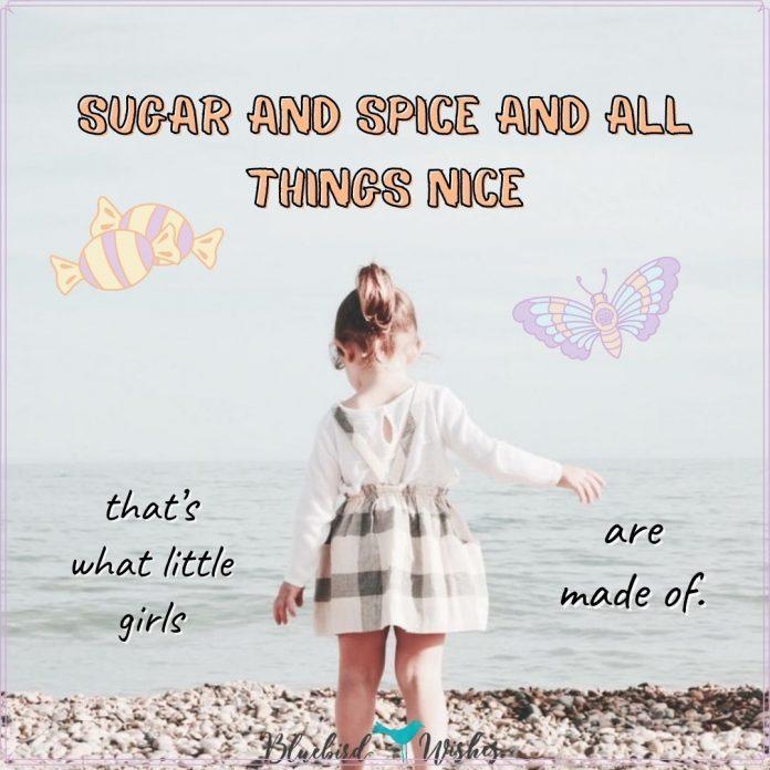 little girl sayings